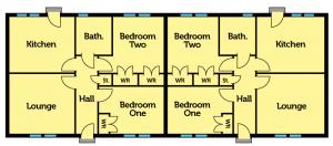 Careston Floorplan