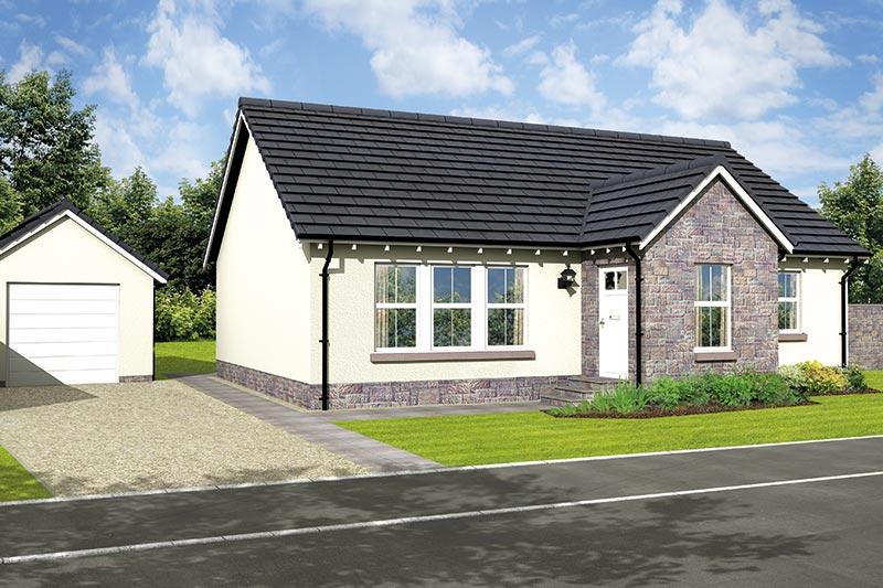 Cortachy Housetype