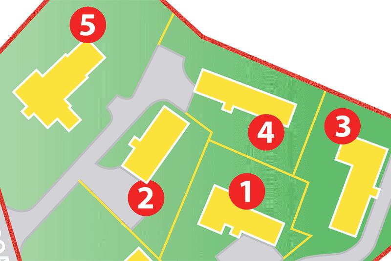Fauldiehill Site Plan