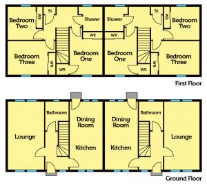 Gannochy Floorplan