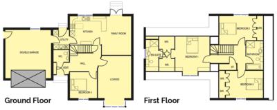 Glencoe Floorplan