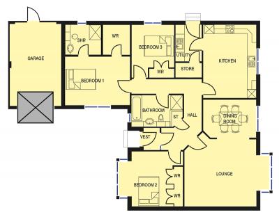 Glenshiel Floorplan